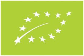 Logo de producto ecologico